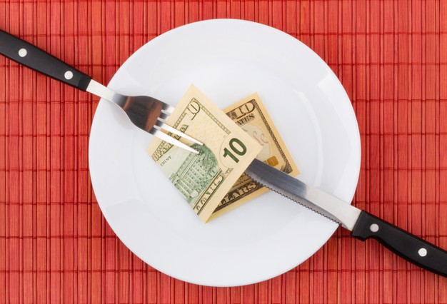 Financial allowance for meal